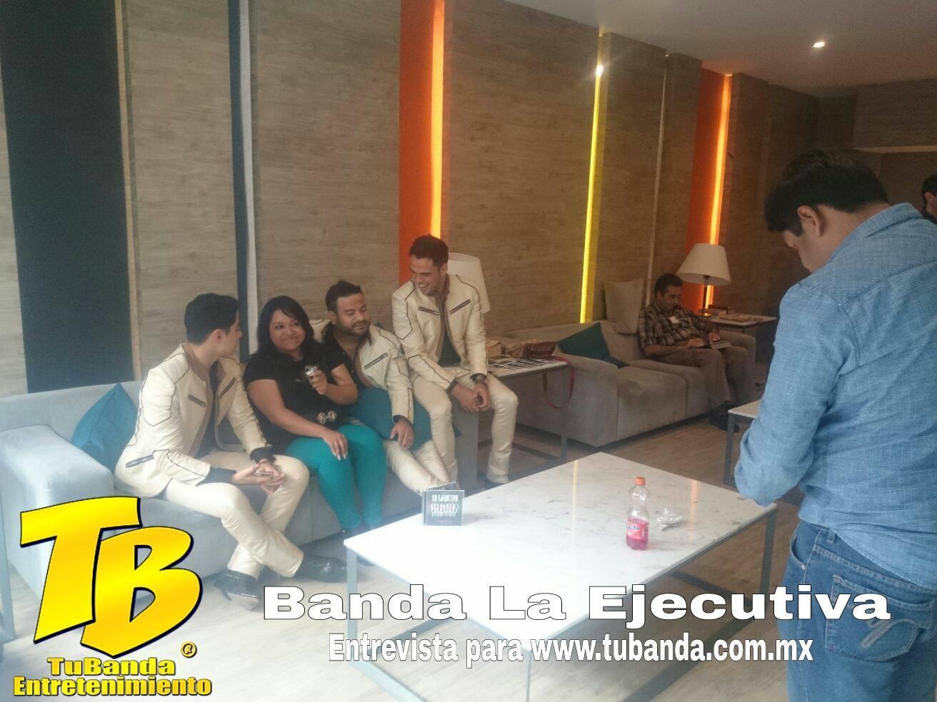 Entrevista con Banda La Ejecutiva