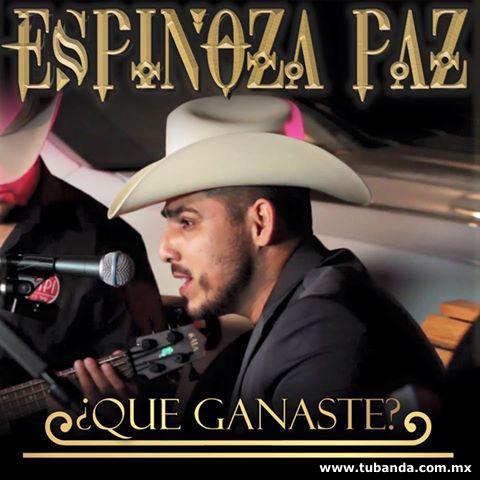 """Espinoza Paz lanza el sencillo """"Qué ganaste"""" a través de la red."""