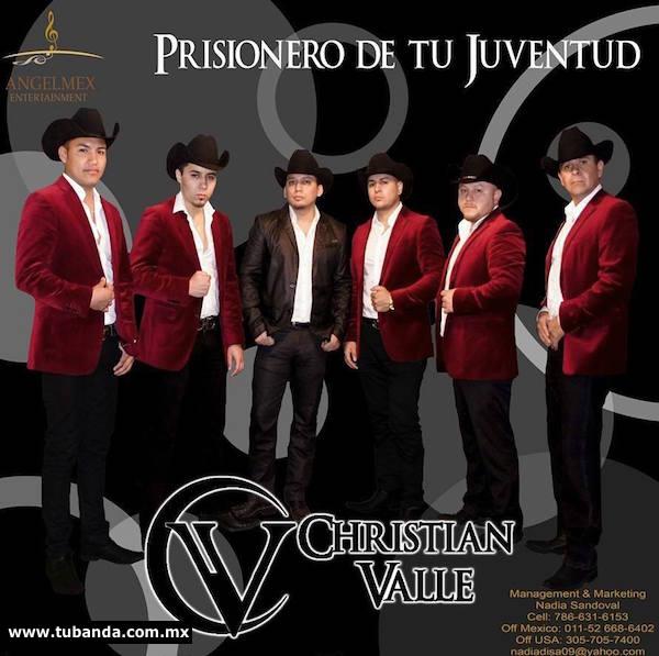 Christian Valle - Prisionero de tu juventud