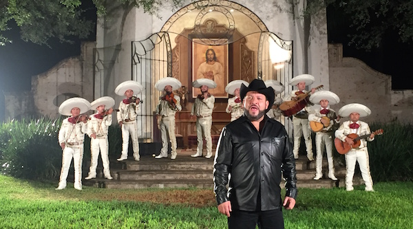 Beto Zapata - Me caíste del cielo - Mariachi