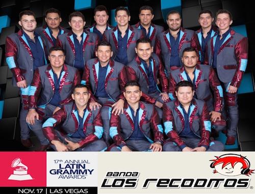 Los Recoditos - Latin Grammy 2016
