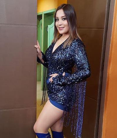 Nataly Duarte - La Guerrera de la banda