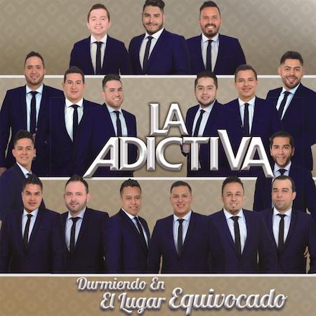 """La Adictiva estrena su nuevo material """"Durmiendo en el lugar equivocado"""""""