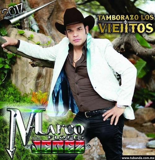 """Marco Flores y La Banda Jerez presentan su sencillo """"Los viejitos""""."""