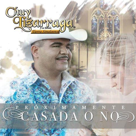 """Chuy Lizarraga grabó el video de su sencillo """"Casada o no"""""""