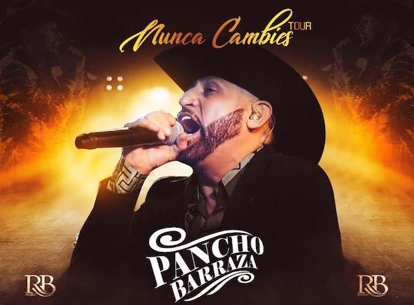 """Pancho Barraza estrena el sencillo y video """"Nunca cambies"""""""