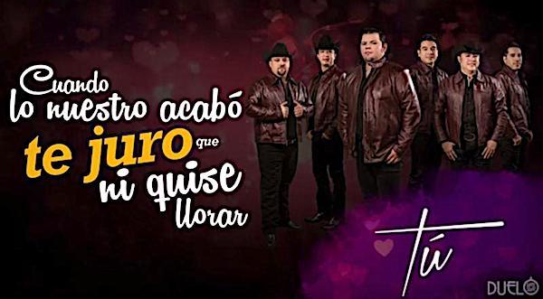 """Duelo estrena su nuevo sencillo """"Tú"""" en radio a nivel nacional."""