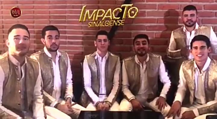 """Impacto Sinaloense estrena """"Ya me vi"""""""