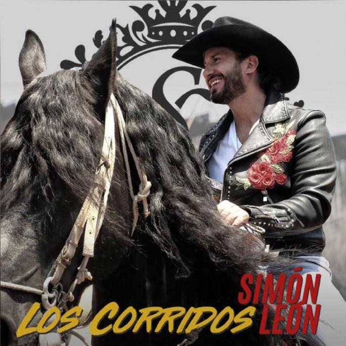 """[Entrevista]  Simón León nos platica de su mas reciente sencillo """"Amando demasiado"""" y su disco de corridos."""