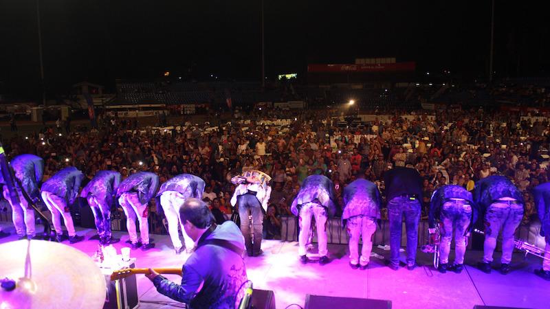 Pancho Barraza en Ensenada.