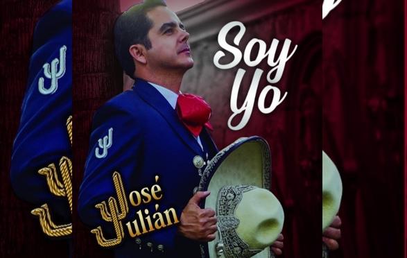 """José Julián inicia el año estrenando el sencillo """"Soy Yo"""" a ritmo de Mariachi"""