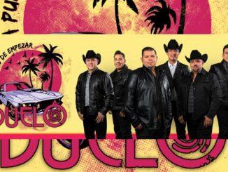 """Grupo Duelo estrena su sencillo romántico """"A punto de empezar"""" composición de Óscar Iván Treviño."""