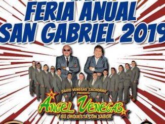 Ángel Venegas Y Su Orquesta Con Sabor envueltos en una balacera.