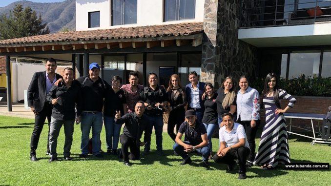 """Galería - Banda Pelillos Grabando el video de """"Decídete"""""""