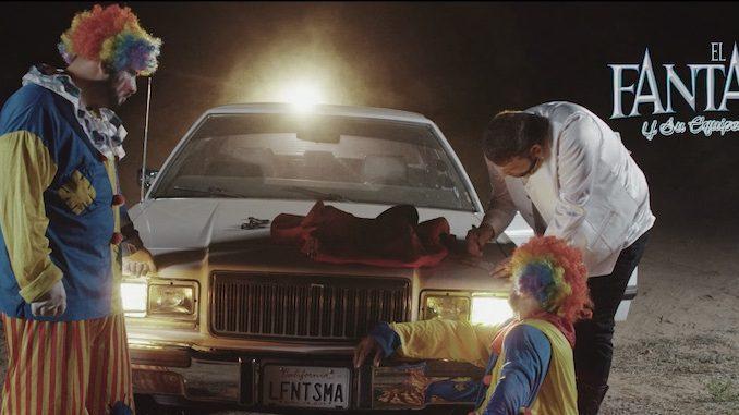 """El Fantasma presenta el video oficial de """"El Circo"""""""