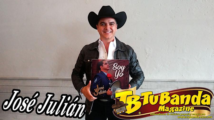 """La Entrevista con José Julián conversando de su sencillo y disco """"Soy Yo"""""""
