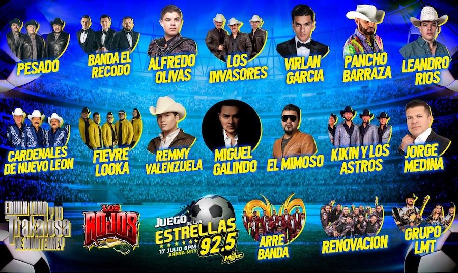 """""""Juego de las Estrellas"""" a la Arena Monterrey"""