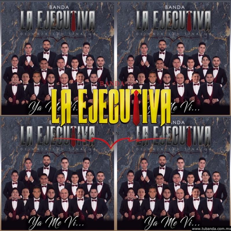 """Banda La Ejecutiva presenta su EP """"Ya me vi"""" y promociona """"No es normal"""""""