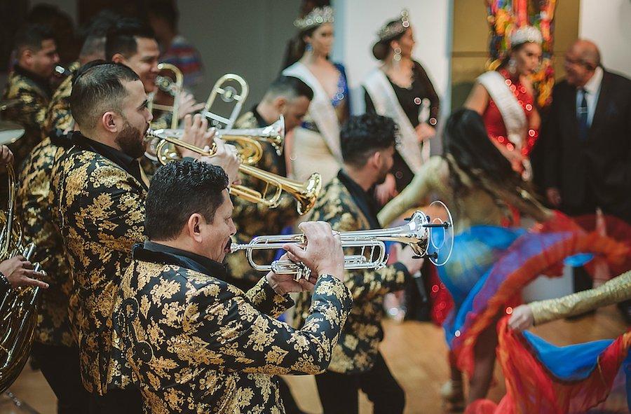 Banda El Recodo en España
