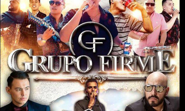 Grupo Firme sigue bien y de buenas camino al éxito en Rodeo Texcoco.