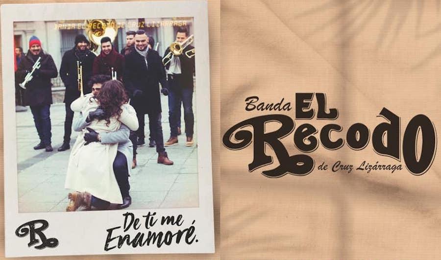 """Banda El Recodo sigue trabajando y presenta """"De ti me enamoré"""""""