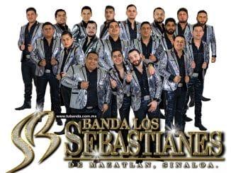 """Banda Los Sebastianes presentan su disco """"La vida en un trago"""""""