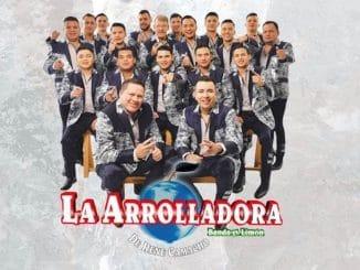 """La Arrolladora estrena """"Igual"""" sencillo incluido en su nuevo disco de estudio."""