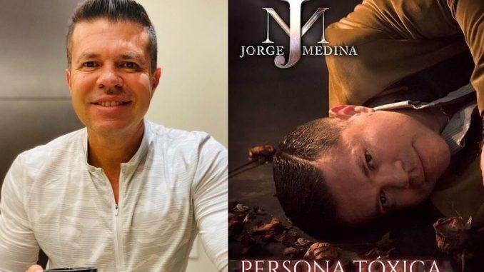 """Jorge Medina trata un tema muy actual con """"Persona tóxica"""""""