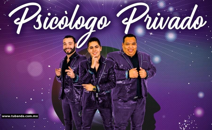 Banda Los Sebastianes presentan Psicólogo privado