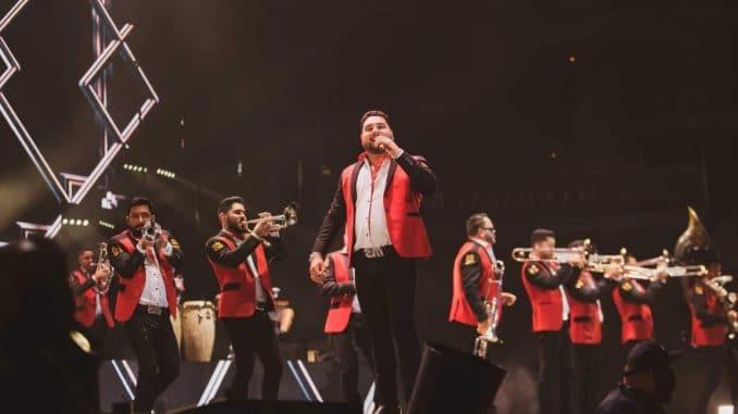 La ciudad de Las Vegas vibra al ritmo de Banda MS